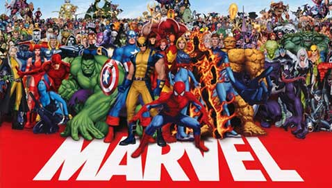 Shop Marvel Cardboard Cutouts, Face Masks, T-Shirts and Posters