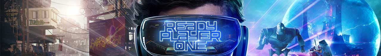 Ready Player One Official Movie Products